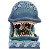 Disney Traditions - A Whale of a Whale (Monstro with Geppetto and Pinocchio Figurine) - Whale Gifts