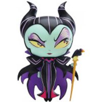 The World of Miss Mindy Presents Disney - Maleficent Vinyl Figurine - Presents Gifts