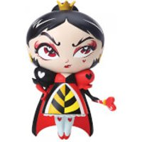 The World of Miss Mindy Presents Disney - Queen of Hearts Vinyl Figurine - Presents Gifts