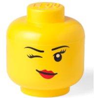 LEGO Storage Head Winky Large - Storage Gifts
