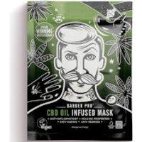 BARBER PRO CBD Oil Infused Mask 30g