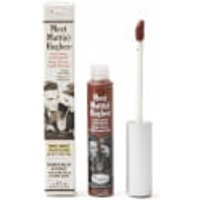 theBalm Liquid Lipstick Meet Matt(e) Hughes 7.4ml (Various Shades) - Trustworthy