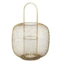 Broste Copenhagen Boden Lantern - Brass