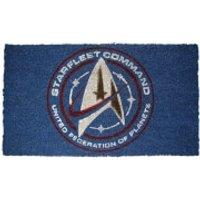 Star Trek Discovery Starfleet Doormat