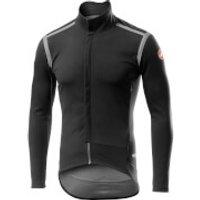 Castelli Perfetto RoS Long Sleeve Jacket - XXL - Light Black