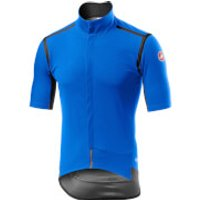 Castelli Gabba RoS Jacket - XL - Drive Blue