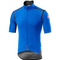 Castelli Gabba RoS Jacket - XXL - Drive Blue