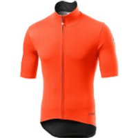 Castelli Perfetto RoS Light Jacket - XL - Orange