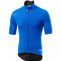 Castelli Perfetto RoS Light Jacket - M - Drive Blue