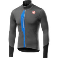 Castelli Transparente V Jersey - XL - Dark Grey