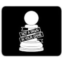 Pawn Chess Piece Mouse Mat - Chess Gifts