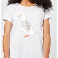 Gosling 2 Women's T-Shirt - White - XXL - White