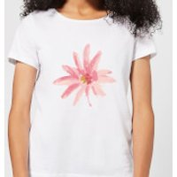 Flower 6 Women's T-Shirt - White - XS - White