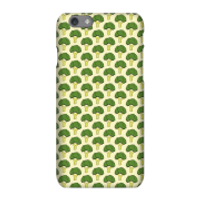 Cooking Broccoli Pattern Phone Case for iPhone and Android - iPhone 8 Plus - Tough Case - Matte