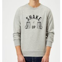 Cooking Shake It Up Sweatshirt - M - Grey