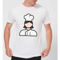 Cooking Cook Men's T-Shirt - XXL - White - Cook Gifts