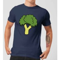 Cooking Broccoli Men's T-Shirt - M - Navy