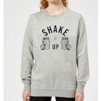 Cooking Shake It Up Women's Sweatshirt - XS - Grey