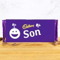 Cadbury Bar 360g - Smiley - Son - Son Gifts
