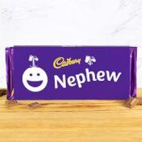 Cadbury Bar 360g - Smiley - Nephew - Nephew Gifts
