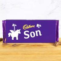 Cadbury Bar 360g - Unicorn - Son - Son Gifts