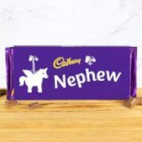 Cadbury Bar 360g - Unicorn - Nephew - Nephew Gifts