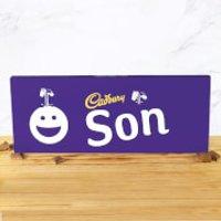 Cadbury Bar 850g - Smiley - Son - Son Gifts