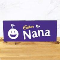 Cadbury Bar 850g - Smiley - Nana - Smiley Gifts