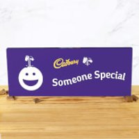 Cadbury Bar 850g - Smiley - Someone Special - Smiley Gifts