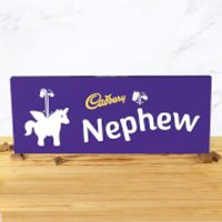 Cadbury Bar 850g - Unicorn - Nephew - Nephew Gifts
