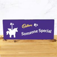 Cadbury Bar 850g - Unicorn - Someone Special - Special Gifts