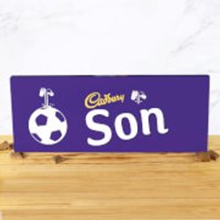 Cadbury Bar 850g - Football - Son