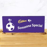 Cadbury Bar 850g - Football - Someone Special - Special Gifts