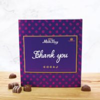 Cadbury Milk Tray - Square - Thank You - Cadbury Gifts