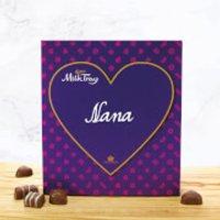 Cadbury Milk Tray - Heart - Nana