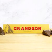 Milk Chocolate Toblerone - Grandson