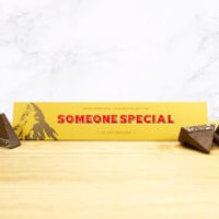 Milk Chocolate Toblerone - Someone Special - Special Gifts