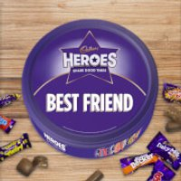 Cadbury Heroes Tin - Best Friend - Cadbury Gifts