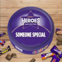 Cadbury Heroes Tin - Someone Special - Special Gifts