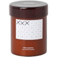 Ferm Living Scented Christmas Calendar Candle - Red Brown