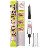 benefit Brow Styler Eyebrow Pencil & Powder Duo 1.1g (Various Shades) - 02 Light