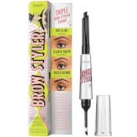 benefit Brow Styler Eyebrow Pencil & Powder Duo 1.1g (Various Shades) - 05 Deep