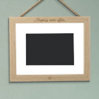 Happily Ever After Landscape Frame - Small - 20x25cm