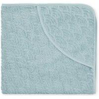 Cam Cam Hooded Baby Towel - Petroleum