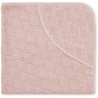 Cam Cam Hooded Baby Towel - Blossom Pink