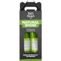 TIGI Bed Head Urban Antidotes Re-Energise Daily Shampoo and Conditioner - Pack of 2 (Worth PS27.00)