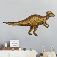 Dilophosaurus Wall Art Sticker