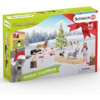 Schleich Farm World Advent Calendar 2019 - Schleich Gifts