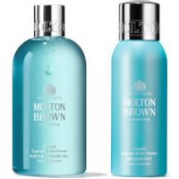 Molton Brown Coastal Cypress and Sea Fennel Bundle