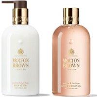 Molton Brown Jasmine and Sun Rose Bundle